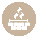 Outdoor Braai Amenity Icon