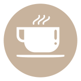 Tea & Coffee Amenity Icon