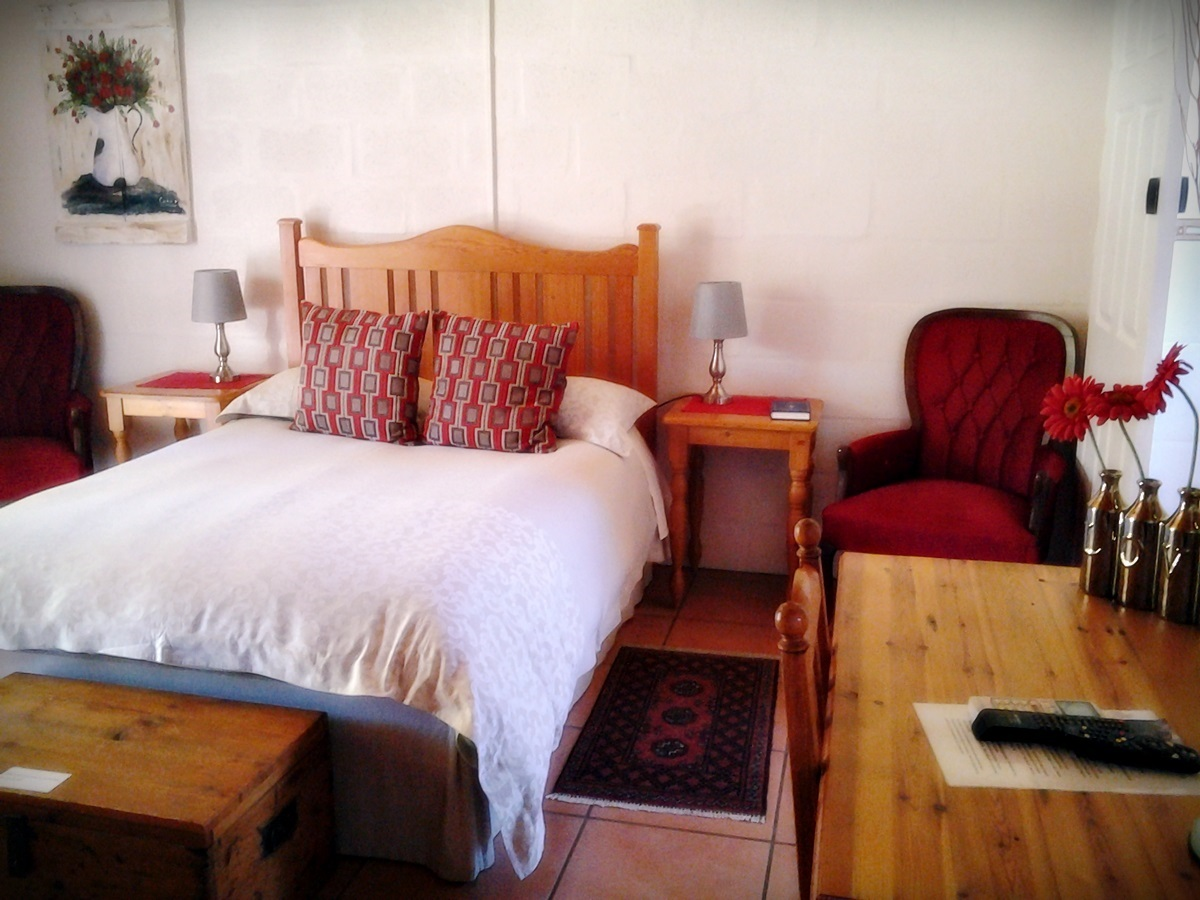 Belle Ombre Guesthouse Room 6